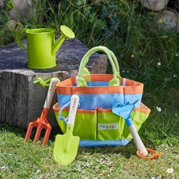 JUNIOR GARDENING BAG SET