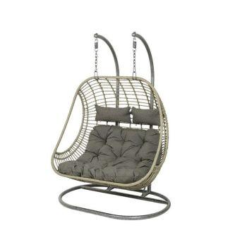 TAHITI EGG CHAIR 2 SEAT