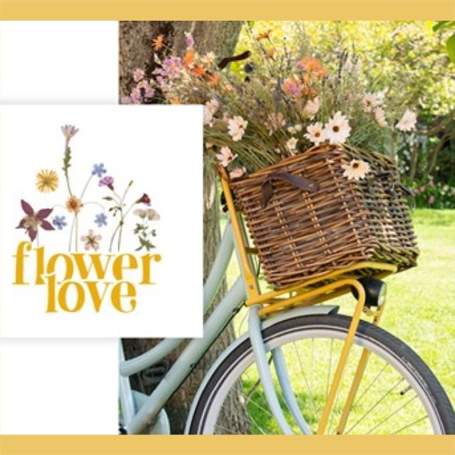 FLOWER LOVE - spring - summer collection