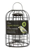 SQUIRREL PROOF/CAGE FAT BALL FEEDER