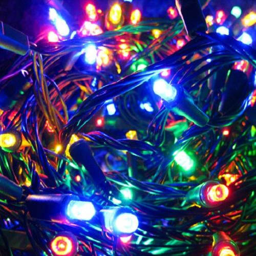 100 SUPABRIGHT LED LIGHTS