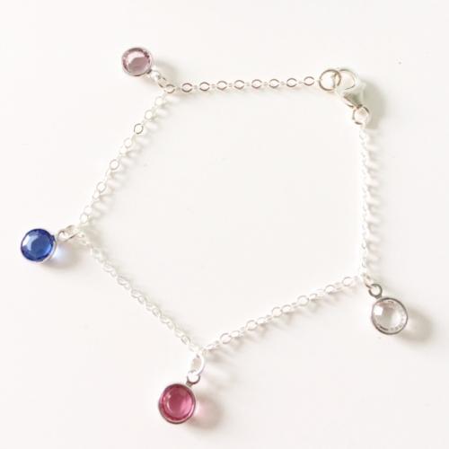 Swarovski Crystal Drops Bracelet
