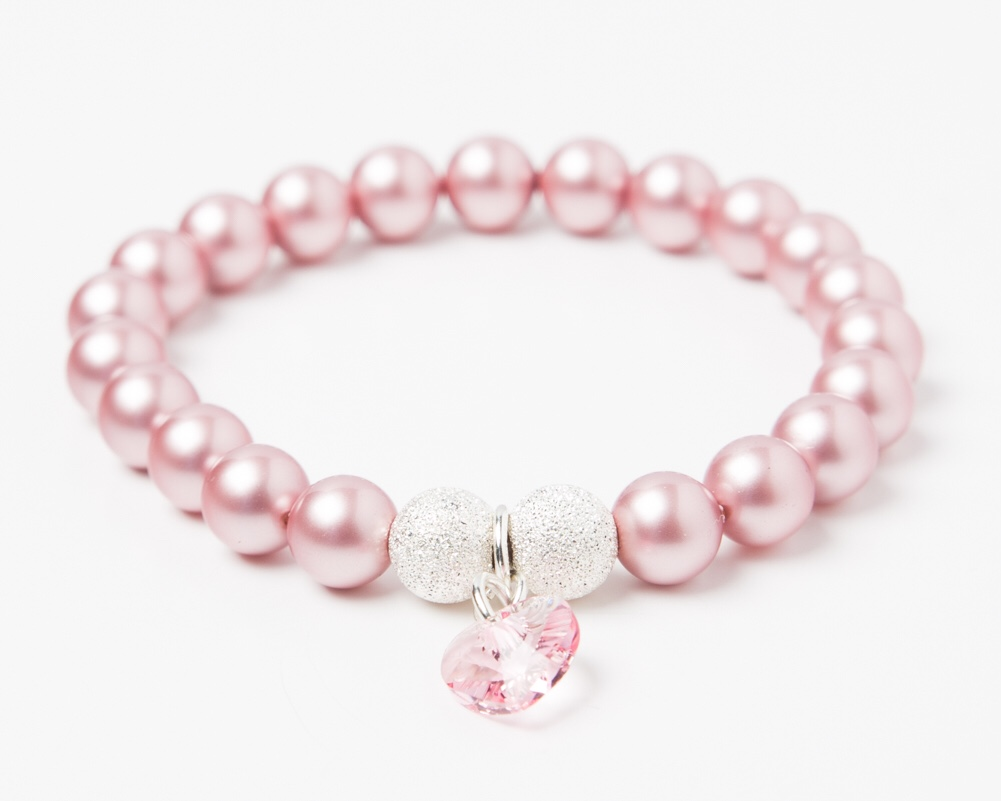 <!--001-->Rose Crystal Bracelet