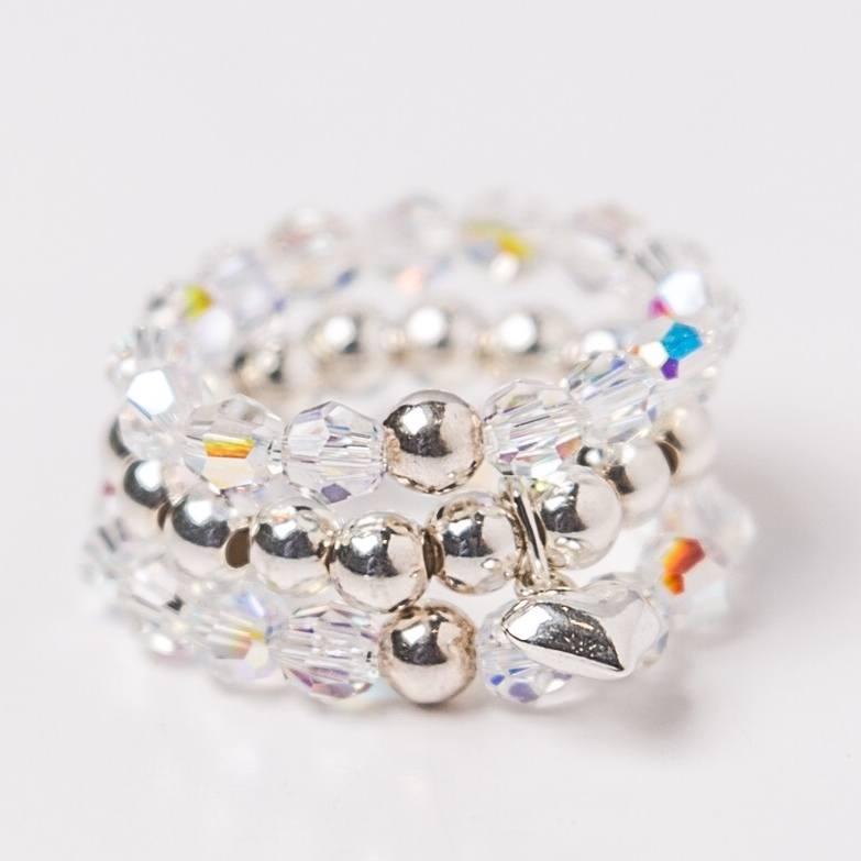 <!--015-->Swarovski Sparkle Rings