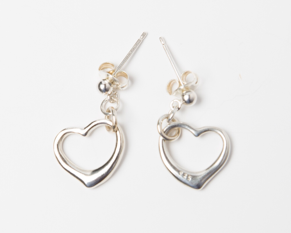 <!--002--> Forever Love Earrings