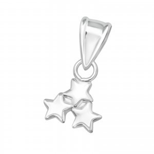 Triple Star Pendant