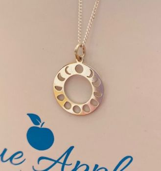 Lunar Cycle Pendant