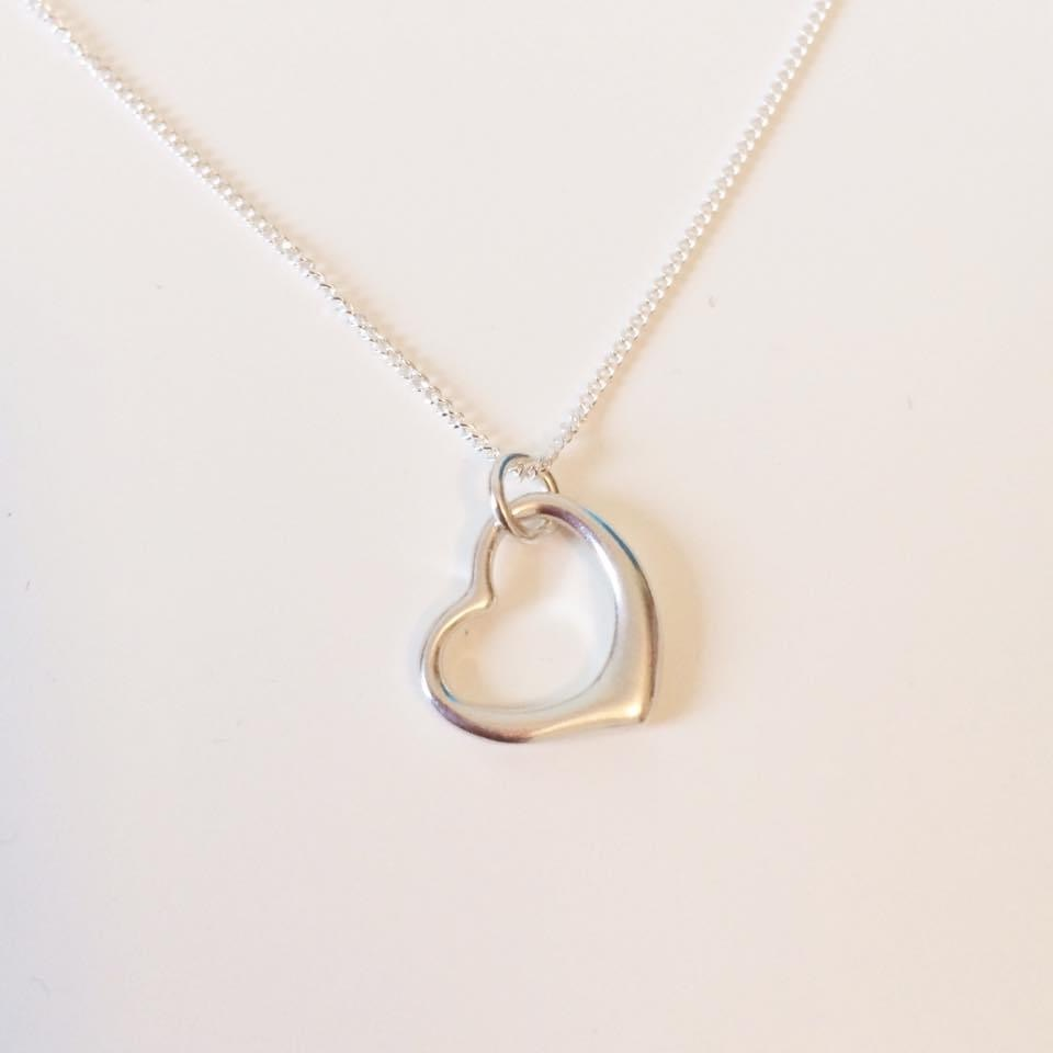 My Forever Heart Necklace