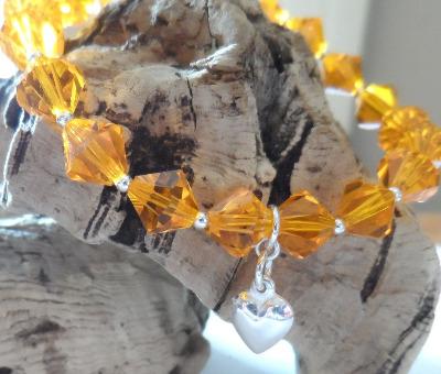 <!--021-->Summer Sun Bracelet