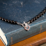 <!--004-->Mystic Love Links Necklace
