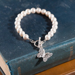 <!--006-->Butterfly Links Bracelet