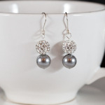 <!--007-->Quantum Of Sparkle Earrings