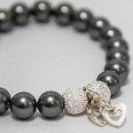<!--013-->Twin Heart Bracelet