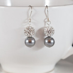 Quantum Of Sparkle Earrings