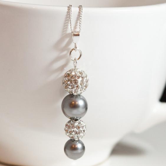 quantum of sparkle pendant
