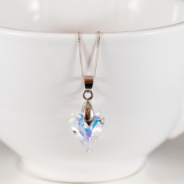 wild heart pendant