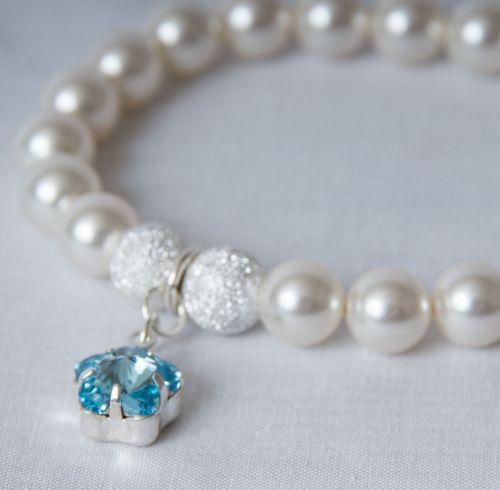 <!--008-->Aqua Dream Bracelet