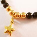 Swarovski Mystic Black Star Bracelet