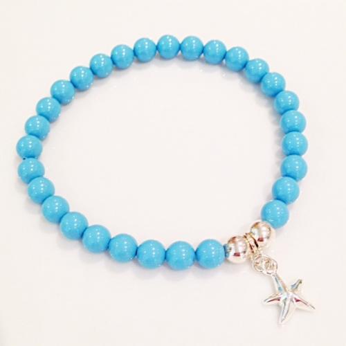 <!--001--> Starfish Bracelet