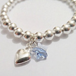<!--006-->Star In My Heart Bracelet
