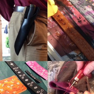 sheath making 19 sept