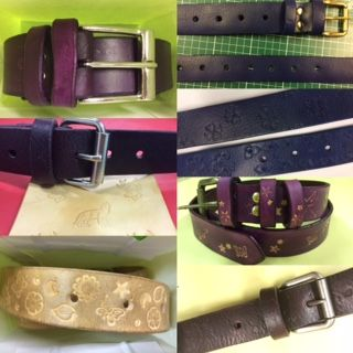 Belt making tuition