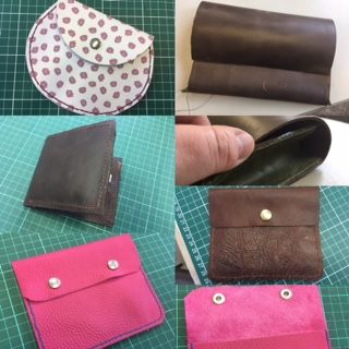 Purse and wallet making tuition