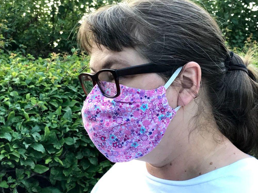 Fabulous Fabric Face Mask