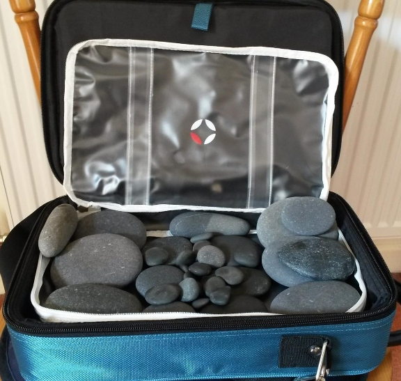 Vulsini Hot Stones kit