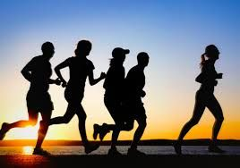 sunset running group