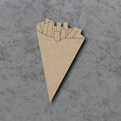 Chips Craft Shapes
