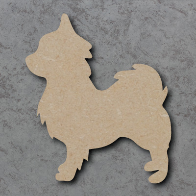 Dog 3 - (chihuahua) Craft Shapes