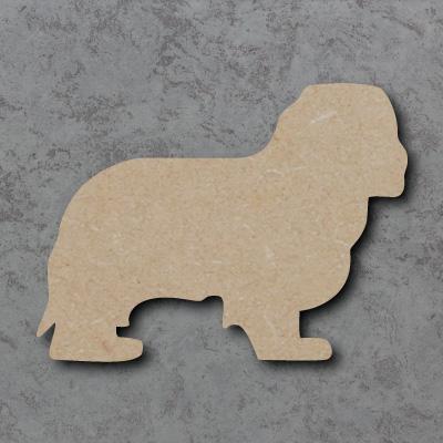 Dog 17 - (Cavalier King Charles Spaniel) Craft Shape