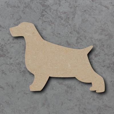 Dog 18 - (Cocker Spaniel) Craft Shape