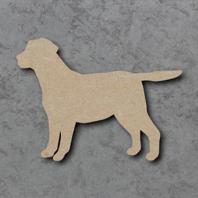 Dog 19 - (Golden Retriever) Craft Shapes