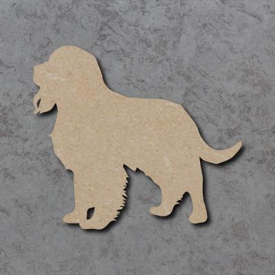 Dog 23 - (Springer Spaniel) Craft Shapes