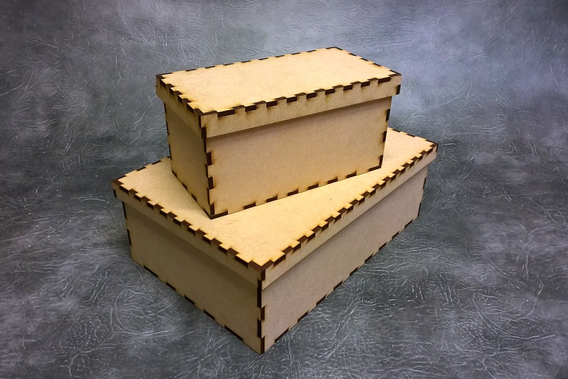 mdf wooden boxes