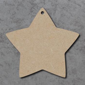 Star 04 Blank Craft Shapes