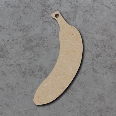 Banana Craft Shapes