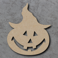 Pumpkin Head Blank Craft Shapes
