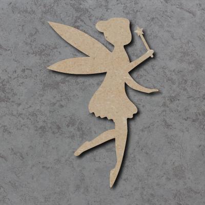 Fairy E Craft Shapes
