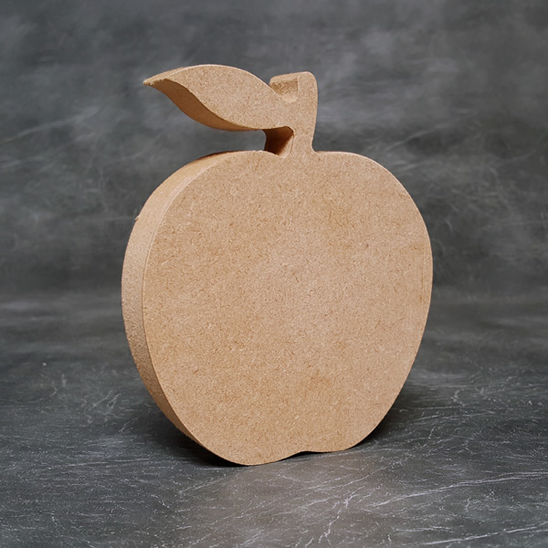 Free standing Apples 18mm Thick