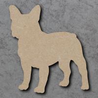 Dog 31 - (French Bulldog) Blank Craft Shapes
