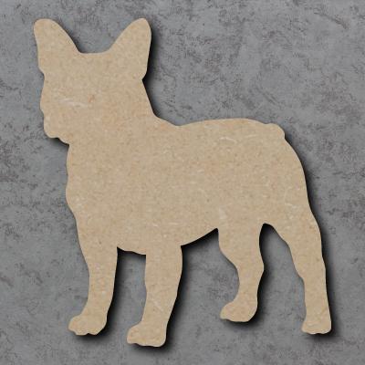 Dog 31 (French Bulldog) Craft Shapes