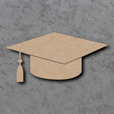 Graduation Hat Craft Shapes