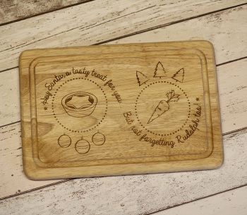 Tasty Treat Chopping Board