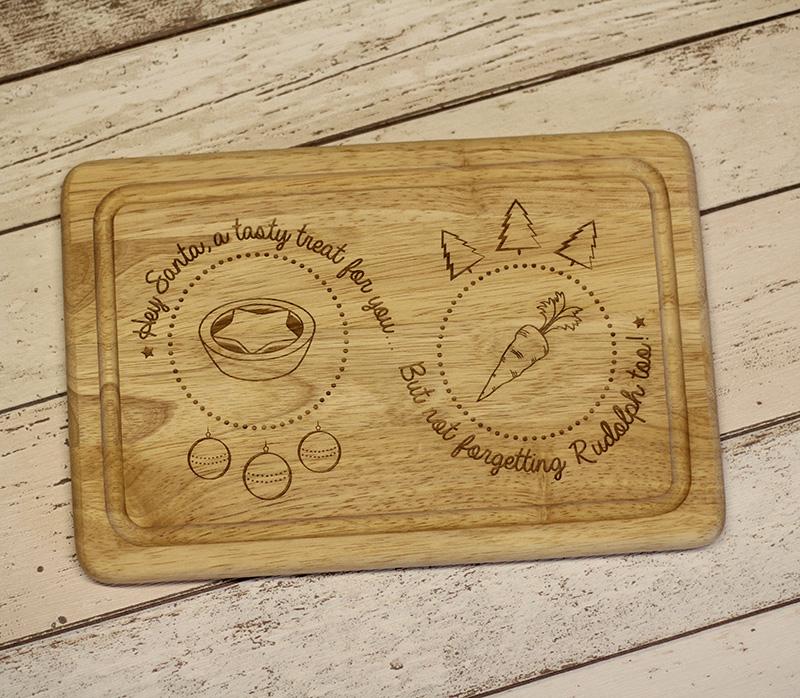 Tasty Treat Chopping Board