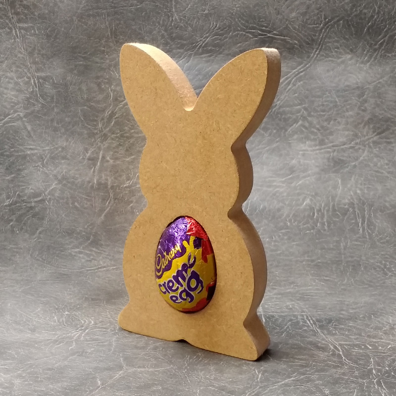 Bunny Egg Holder 18mm Thick