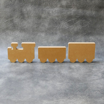 Train Craft Shapes 18mm Thick