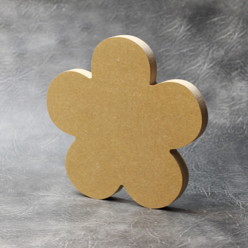 Flower Craft Shapes 18mm Thick